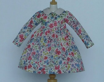 Sweet Little Girl dress for Blythe - Multi colors