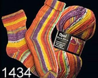 Opal Sock Yarn Hundertwasser, 100g/465yds, #1434