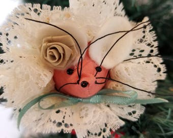 Mouse Christmas Ornament