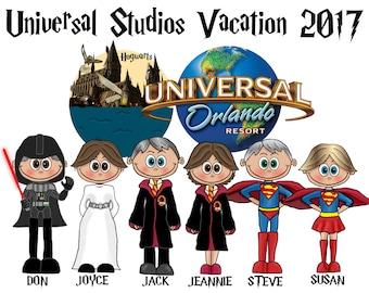 UNIVERSAL STUDIOS shirts, Harry Potter Shirt, Universal Vacation Shirts 2018, Universal Studios Family Shirt, Wizarding World Harry Potter