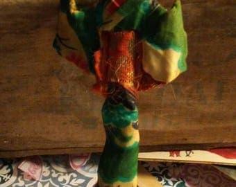 Japanese Little Cloth Doll