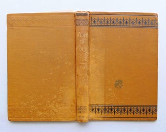 1878 Antique Book Covers
