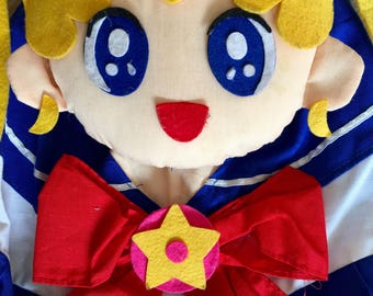 1992 SAILOR MOON r BACKPACK