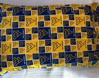 West Virginia University Pillowcase