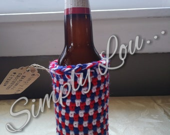 4th of July Drink Coozie - READY TO SHIP