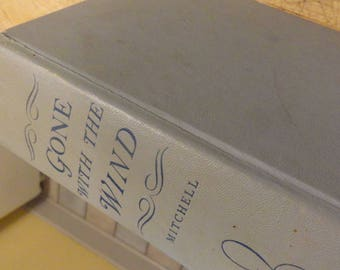 Vintage GONE with the WIND 1936 first edition