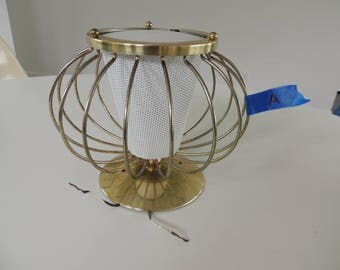 Mid Century retro Lightolier Ceiling light fixture A