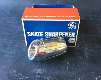 Vintage Ice Skate Sharpener, GE