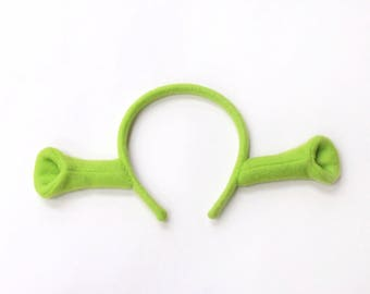 Sale: Alien or Ogre Ears Headband