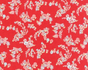 5 yard backing Little Ruby by Bonnie & Camille for Moda Fabrics