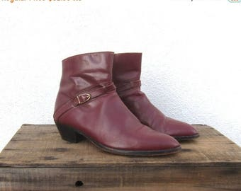 SALE Ankle Boots Chelsea Beetles Boots Mens size 7.5, ladies 8.5