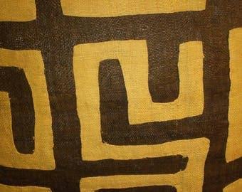 """Kuba Cloth Pillow ... 20""""x 20"""""""