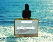Bout To Go Coastal Perfume • Lemon • Eucalyptus • Lavender • Rosemary • Mermaid Perfume  • Mermaid Hair Don't Care •  Perfume For Women