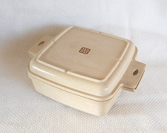 Vintage LittonWare 39272 Covered Casserole for Microwave, Conventional and Convection Ovens Very Good Condition