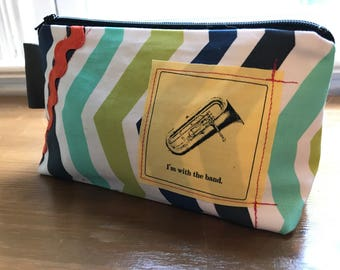 Marching On Toiletry Pouch