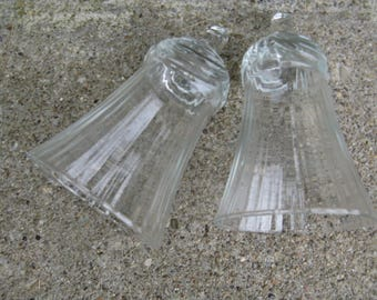 clear glass homco votives renaissance pressed glass ribbed design optic glass  peg votive all over pattern