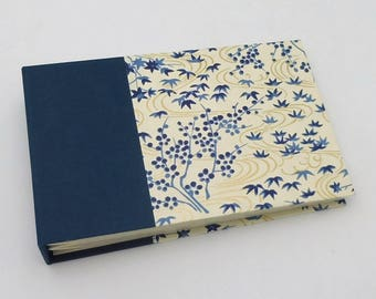 Handbound Mini Photo Album - in stock for 4x6 photos