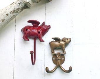 Decorative Wall Hooks , Wall Hooks Vintage , Wall Hooks Modern , Rustic Wall  Hooks ,
