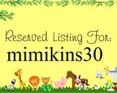 Reserved listing for mimikins30 - do not order if you are not them - City Decal with extra street area,3 trees,1 truck & 2 buildings - cs3