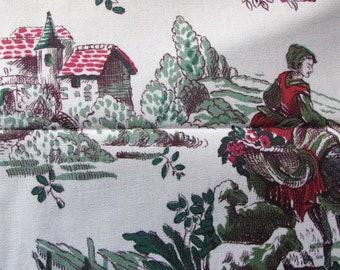 Wonderful Vintage Fabric