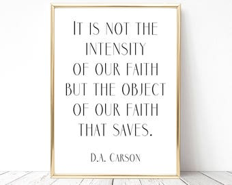 SALE -50% Quote Faith Digital Print Instant Art INSTANT DOWNLOAD Printable Wall Decor