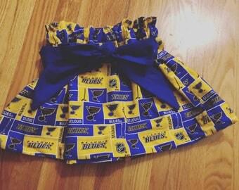STL Blues skirts