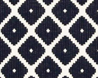 Dwell Studio/Robert Allen Souk Fabric in Admiral- 3.5 Yards