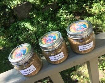 Golden Girls Coconut Sugar Scrub