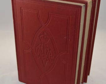 The Letters Of Queen Victoria 1908 Edition 1837-1861 Three Volumes