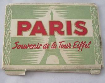 Souvenir Paris Photos
