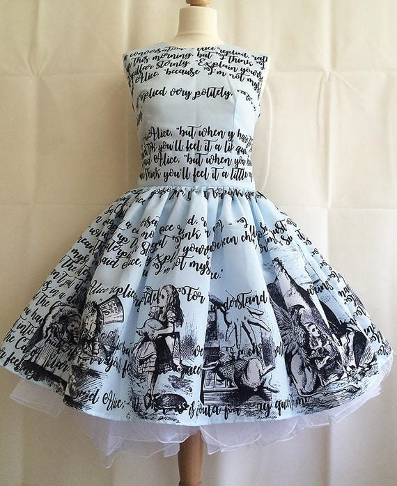 alice  wonderland dress literature dress book dress