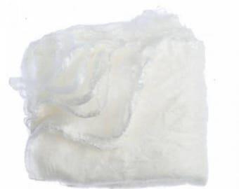 Sale!!Silk Hankies For Felting/Mawata Silk Hankies/Mawata Squares/Mawata Hankies/Felting Supplies
