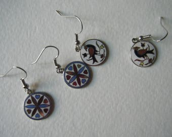 HEX Pennsylvania Dutch Charm Earrings