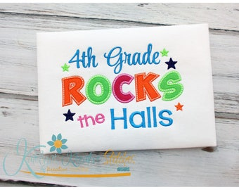 4th Grade Rocks the Halls