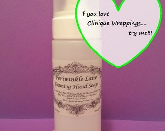 Clinique Wrappings type Foaming Hand Soap