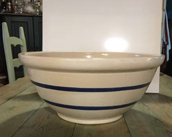 HUGE Robinson RANSBOTTOM Bowl