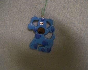 BLUES CLUES christmas ornament