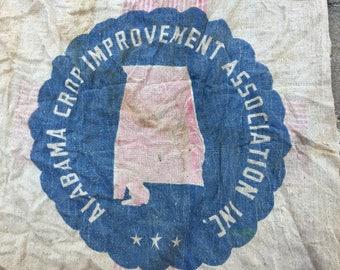 Alabama Fescue Sack / Crop Improvement Association / KY31