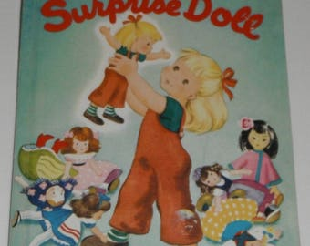 The Surprise Doll By Morrell Gipson Vintage Wonder Books