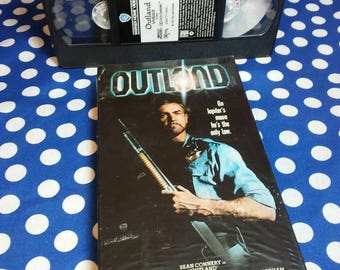 Outland VHS tape