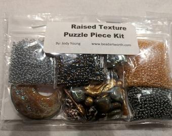 Raised Texture Bead Embroidery Kit