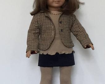 American Girl Doll Winter Ensemble