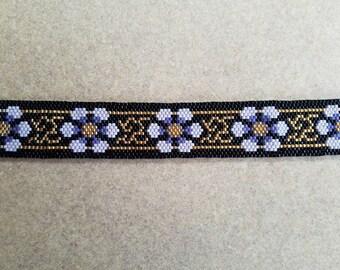 7 1/2 inch Beaded Bracelet