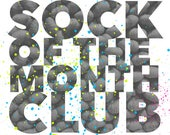 Sock of the Month Club JUNE