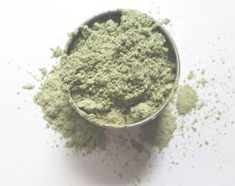 Mineral Concealer - Green Color Corrector - Coverup - Spot Concealer - Noncomedogenic - Vegan Friendly