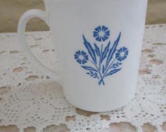 Corning Ware Cornflower Blue Mug