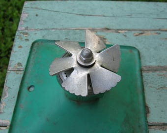 Vintage Green Lawn Sprinkler. So Cute