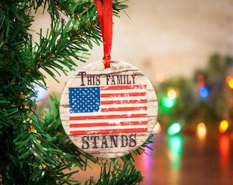 Patriotic ornaments | Etsy