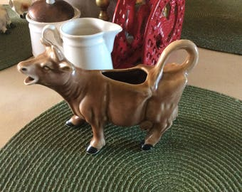 Cow Creamer, Vintage