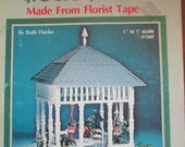 "DIY Vintage 1979 "" Miniature House Plants""  booklet Craft Book 24 pages used good condition"
